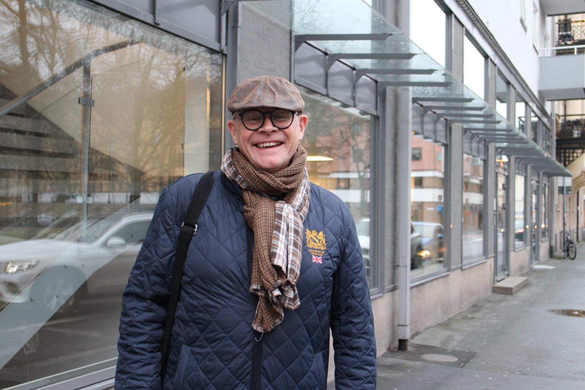 Christer Timarsson, nätverksledare.